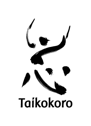 Taikokoro Inc logo - black